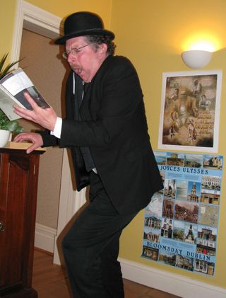 Les Doherty Bloomsday