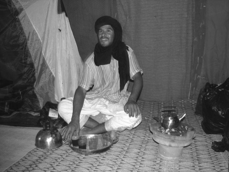 Tea in the Sahara with Bwedra - African Brew Ha-Ha
