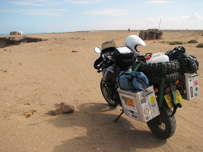 African Brew Ha-Ha in Western Sahara