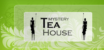 Brew Ha-Ha goes to Mystery Tea House