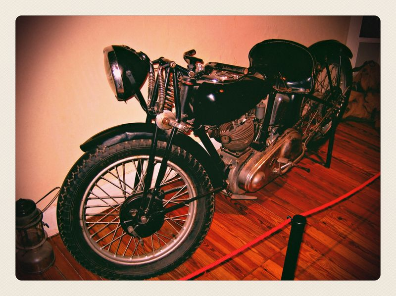 Che's bike