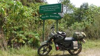 Adventure travel on the Congo Nile trail