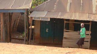 Barber in Tanzania4